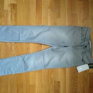 Athleta Sculptek Skinny Crop Jeans